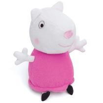 Mini Pelucias Peppa Pig E Seus Amigos Suzy - Estrela - Es005