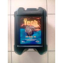 Oleo Motor Diesel Hd 40 Vr Lub Bd 20 Litros (para Retirada)