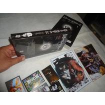 Death Note Nº 1 - Black Edition, 408 Págs, Lacrada C Brindes