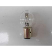 Lâmpada Farol Shineray/phoenix B35 12v35/35w Modelo Original