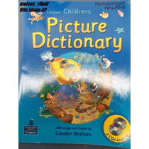 Longman Children´s Picture Dictionary Com 2 Cds F. Grátis !