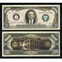 produto Usa Md-164 Fe 1 Milhão De Dólares George W Bush * Q J *