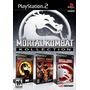 Mortal Kombat Kollections - Playstation 2 - Frete Gratis.