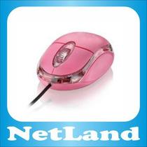 Mouse Óptico 1000 Dpi Usb P/ Pc Notebook Dvr Netbook Tablet