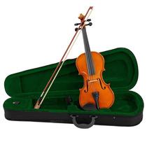Violino Dominante 4/4 Completo Com Estojo Arco Breu