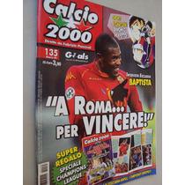 Revista Futebol Calcio 2000 135 2009 História Do Bologna