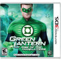 Green Lantern - Rise Of The Manhunters, Nintend 3ds, Novo