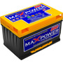 Bateria Max Power 95ah 850a/p Para Som Automotivo Maxpower