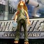 Star Wars Movie Heroes Jar Jar Binks Loose - Brinquetoys
