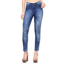 Calça Jeans Slim Feminina Ellus 2nd Floor