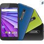 Smartfone Motorola Moto G 3 Xt1544 Preto Dtv 12x Sem Juros