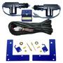 Kit Trava Elétrica Fiat Uno 2 Portas Suportes De Fixação