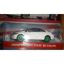Greenlight China Special Ed 2012 Honda Civic Si Greenmachine