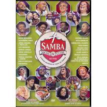 Dvd Samba Social Clube - Ao Vivo Vol. 4 - Novo***