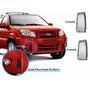 Aplique Grade Parachoque Ecosport Par 2008 Até 2012 Cromado