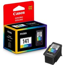 Cartucho Canon Cl141 Colorido Original 8ml Cl-141 Mg2110