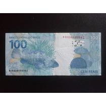 Cédulas C340- Brasil - 100 Reais 2013 Letras Bb - Fe