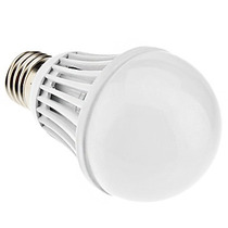 Lâmpada Led Bulbo 7w - Branca Fria - E27- Branca Quente