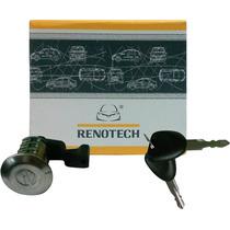Cilindro Da Porta Esquerda - Clio Ii (acima 99) - Com Chave