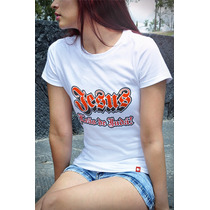 T-shirts Personalizadas, Religiosa - Jesus Leão De Juda