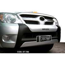 Bumper Hilux Cabine Dupla 05/09 Tgpoli