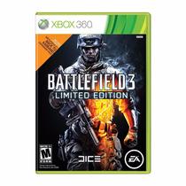 Xbox 360 - Battlefield 3 Limited Edition Bf3