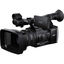 Sony Fdr Ax1 Digital 4k Video Camera Recorder
