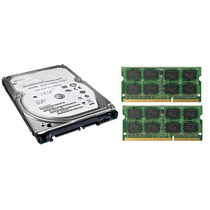 Kit 16gb (2x8gb) 1333mhz + Hd 1tb 5400rpm P/ Notebooks