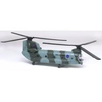 Miniatura Em Metal Ch-47 Chinook Tailwinds Maisto Com Pé