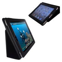 Capa Case Couro Tablet Apple Ipad 2 3 4 + Película Brinde