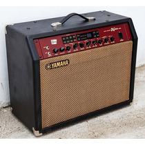 Yamaha Dg80 210a Amplificador P/guitarra C/efeitos Digitais