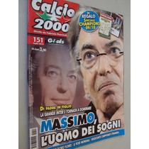 Revista Futebol Calcio 2000 151 2010 Especial Mundial 2010
