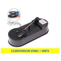 Conversor Vinil Para Mp3 -