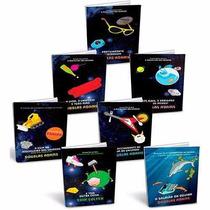 Kit Coleção Guia Do Mochileiro Das Galáxias (7 Livros) -novo