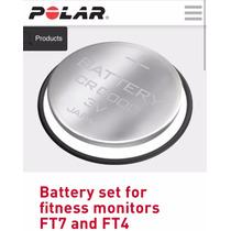 Bateria Mon Cardiaco Polar Ft4 Ft7 Ft1 (2 Bat) Frete Gratis!