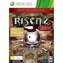 Jogo Risen 2: Dark Waters Special Edition Para Xbox 360