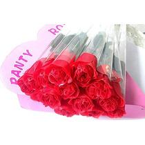 Calcinha Flor Tanga Sexy Botão De Rosa