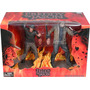 Freddy Krueger Vs Jason - Neca Deluxe Box Set - Sensacional