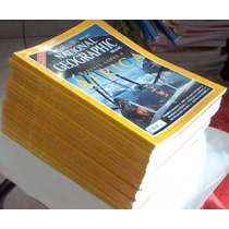 National Geographic Brasil Nº 1 A 24 Completo