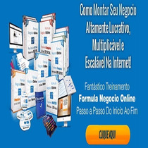 Fórmula Negócio Online Em Vídeo - Alex Vargas - Download