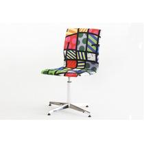 Cadeira, Landscape Romero Britto. Produto Oficial.