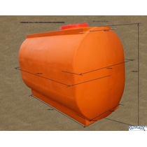 Tanque De 3000 Litros Térmico P/ Transporte De Alevinos