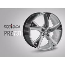 Jogo Roda Esportiva Aro 22 Presenza Wheels Prz731