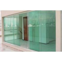 Porta Blindex Vidro Temperado 8mm Preço M2 Rj Vitron/palacio