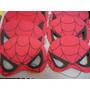 Mascara Homem Aranha Aniversário Kit C/ 30 Uni