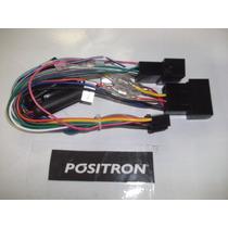 Chicote De Alimentação E Audio Dvd Pósitron Sp6300 E Sp6700