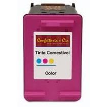 Cartucho Colorido Para Tinta Coméstivel