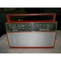 Esquema Radios Philco Ford Solid State Mod 468/469 Via Email