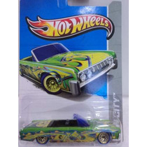 (bx01) Hw Hot Wheels 2013 T-hunt Th 64 Lincoln Continental