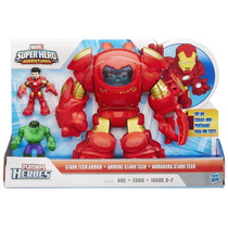 B0138 Marvel Kapow Armadura Stark Tech